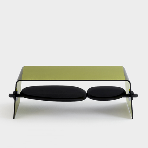 Cellule . cell. table. bout de canapé. low table. coffee table. JUAM. DESIGN. STUDIO.